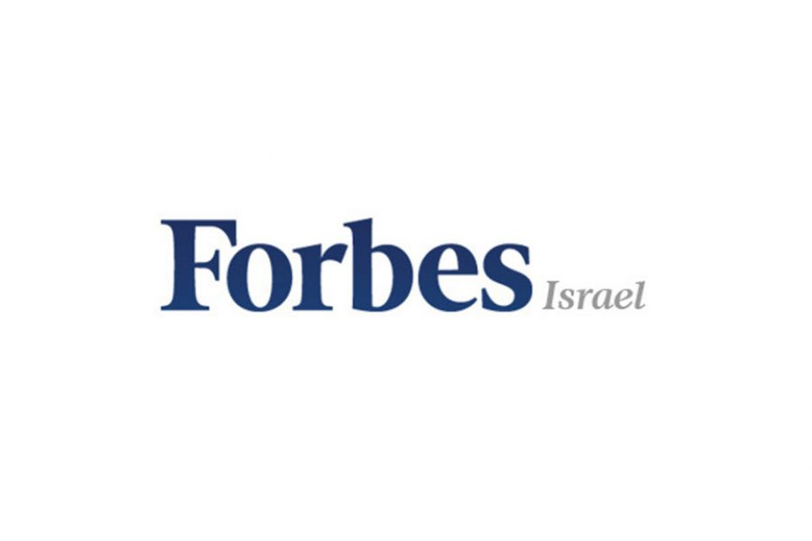 Forbes 30 under 30 – Olga Bermant and Ben Topor