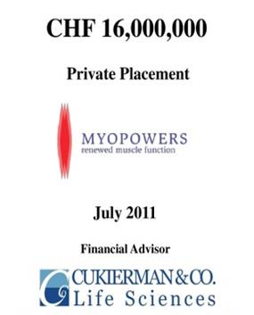 Myopower