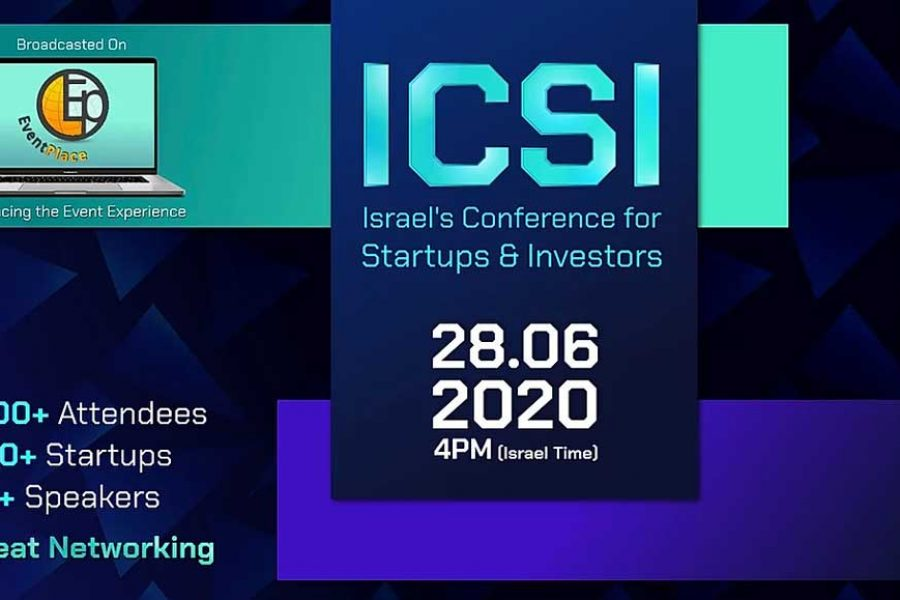 A new Israeli platform for online business events to be launched this coming Sunday 28.6 at 4pm by EventPlace